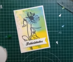 Tutorial Scrap- Fondos con Distress