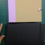 Cómo poner cierres de goma elástica en tus proyectos – TUTORIAL Scrapbook